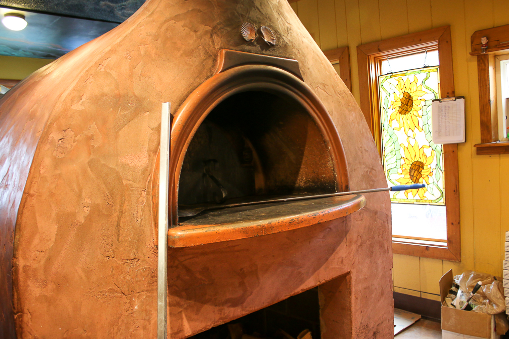 Dalous Wood-Fired oven