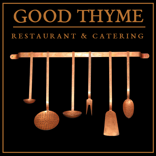 Good Thyme Restaurant and Catering Website