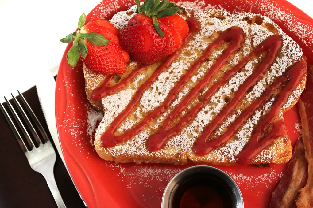Breakfast photography by Oxygen Imagery and Web Design LLC