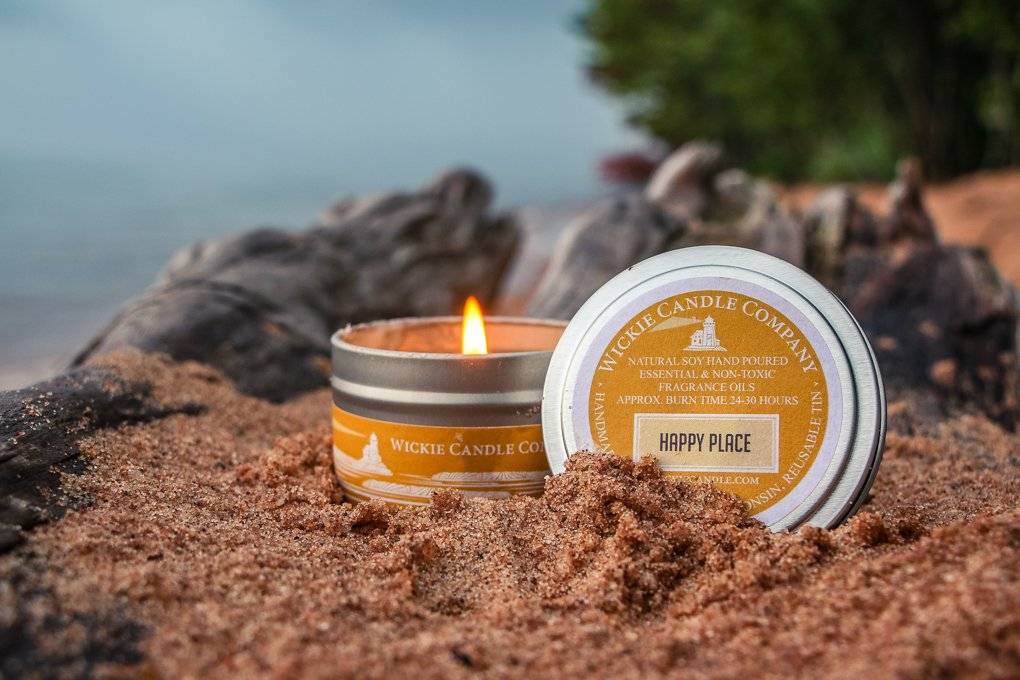 Product Photography at Sioux Beach by Oxygen Imagery and Web Design LLC